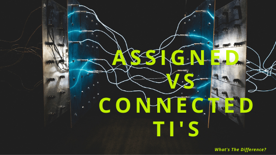 Assigned vs Connected To Targeted Individuals
