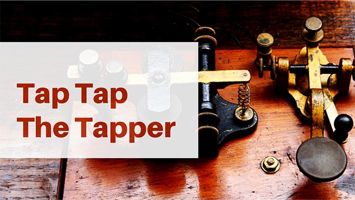 Tap Tap Tapper